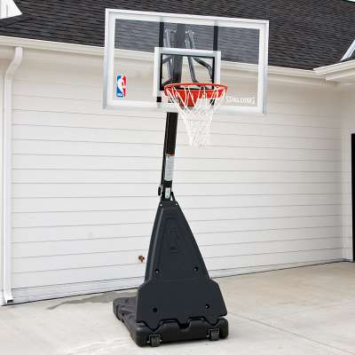 Spalding 68564 54 Acrylic Portable Basketball Hoop All