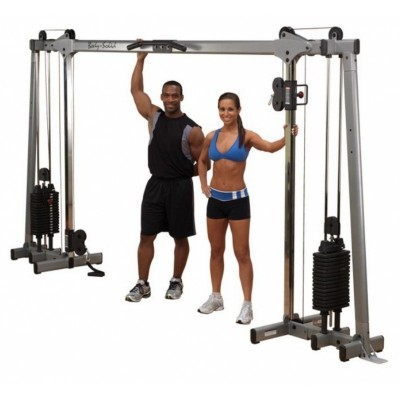 cable crossover home gym