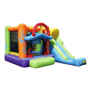 Inflatable Bounce House, Kidwise Double Shot