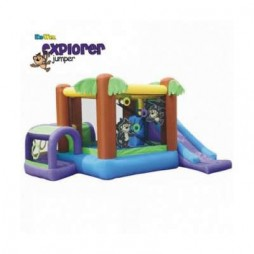 Bounce House, Kidwise Monkey Explorer Jumper