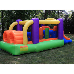 Inflatable Bounce House, Kidwise Obstacle Racer