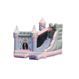 Bounce House, Kidwise Princess Enchanted Castle Slide