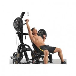 Home Gym, Powertec Workbench Levergym Black