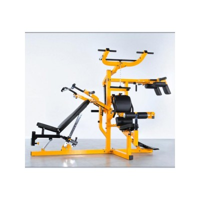 Home Gym, Powertec Workbench Multisystem - Yellow