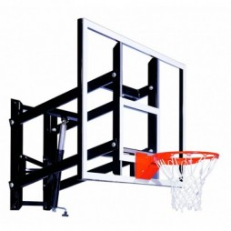 "Goalsetter GS60 60"" Adjustable Basketball System"