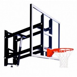Goalsetter GS72 72″ Adjustable Basketball System