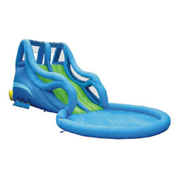 Inflatable Double Water Slide, Kidwise Big Surf