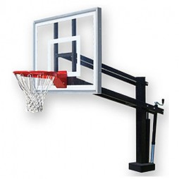 First Team HydroShot Select Swimming Pool Basketball System